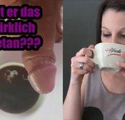 Dreister Cousin (18)  Wixxt mir heimlich in mein Kaffee...PERVERS!!!