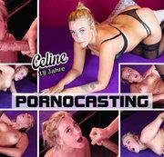 PORNOCASTING - Celine 19 Jahre - Teil2 - EXKLUSIV nur HIER!