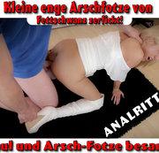 Verbotene (Schwanz)Liebe! 3Loch-Fick für Stiefschwester!