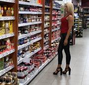 Der verfickte 18-jährige Praktikant aus dem Supermarkt...!