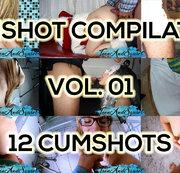 Cumshot Compilation 01