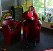 Den roten Wurm habe ich nicht geschafft aufzublasen !!