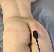 Bestrafung mit der Gerte