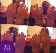 Meine Füße...