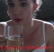 A-NS-toß zum Oktoberfest