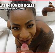 Pornoasting auf Malle, Blasen für die Rolle