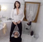 Mein Toiletten Sklave!