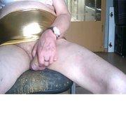 Eine Schwanzmassage!