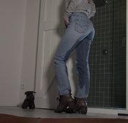 FREAKART: Jeans eingepisst Download