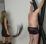 Bestrafung an der Wand