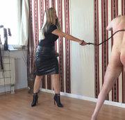 Bestrafung zu meinem Vergnügen