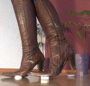 Cowboy-Boots Crushing