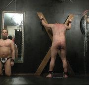 Teil 2: 2 Sklaven hart bestr*ft
