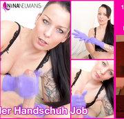 Geiler Handschuh Job