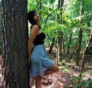 Fotoshooting im Wald ESKALIERT!!