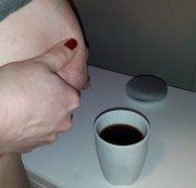 Latte Jessy Kaffee mit meiner süssen Muttermilch