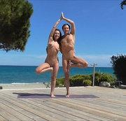 NATANUELE: Nackte Yoga zu zweit auf Korsika Download