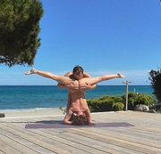 NATANUELE: Nackte Yoga zu zweit auf Korsika Teil 2 Download