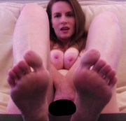 Lick And Suck On These Toes Joi