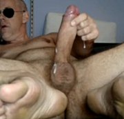 21 CM Cock spritzt ab
