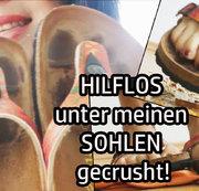 HILFLOS unter SOHLEN gecrusht!