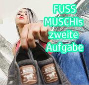 FUSS-MUSCHIs zweite Aufgabe