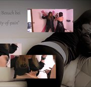 Jennys Besuch bei Beauty-of-pain Teil 1