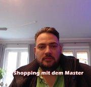 Shopping mit dem Master