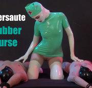 versaute Latex Krankenschwester ;)