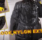 Fetisch Wetlook Nylon Extrem 1 (Duschspiele)
