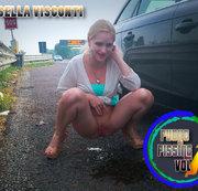 Rossella Public Pissing Vol #1