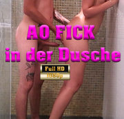 AO Fick mit Urlaubsflirt in der Dusche