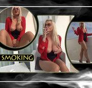 """#3 Wunschvideo Oben ohne """"Smoking"""""""