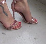 Feuchte Füße!