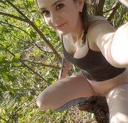 Userwunsch: ich bin auf einen Baum geklettert und habe runter gepisst