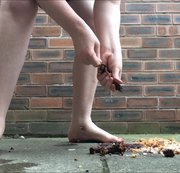 CRUSH Splosh Fried Food Barefoot -