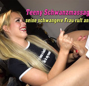 Teeny Schwanzmassage