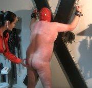 Züchtigung meines neuen Sklaven