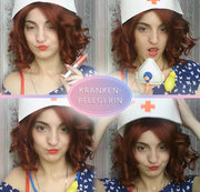 Krankenpflegerin...
