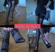 Schuhe für Dich ;)