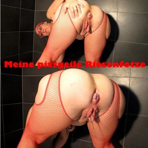 Hausfrauen Arschloch Pisse Cumshot