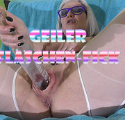 Geiler Flaschen-Fick