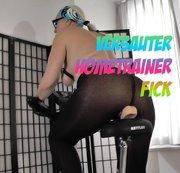 Versauter Hometrainer Fick
