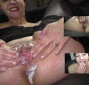 Sperma ohne ende für mein Fötzchen Part2
