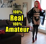 100Proz. Amateur ! Privates Smokey-Fickluder !