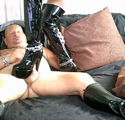 Stamp on His Balls in My Boots