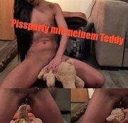 Pissparty mit Teddy