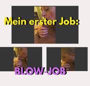 Mein erster Blowjob !
