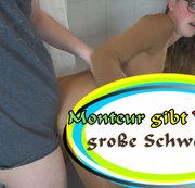 Wahre Begebenheit: Sex oder duschen – Monteur verführt