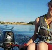 So meine krasse Bootsfahrt hatte ich noch nie!